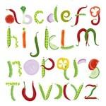 Alphabet Letters 01