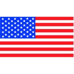 American Flag [USA – United States]
