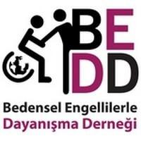 BEDENSEL ENGELLİLERLE DAYANIŞMA DERNEĞİ Logosu