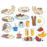 Breakfast Vector Pack [EPS File]