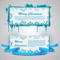 Christmas Banners [EPS File]