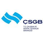 ÇSGB – T.C. Çalışma ve Sosyal Güvenlik Bakanlığı Logosu [csgb.gov.tr]