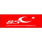 Cumhuriyetin 85.YILI Logosu
