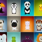 Cute Critters Icon Pack