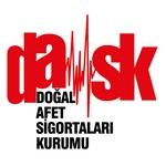 DASK Logo [Doğal Afet Sigortaları Kurumu]