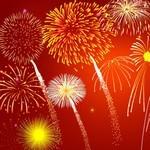 Fireworks Rain [AI File]