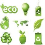 Set of Global ECO [EPS File]