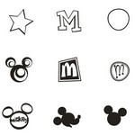 Mickey Mouse Signs