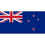 New Zealand Flag&Arm&Emblem