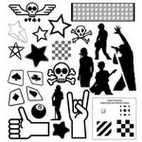 Punk Vector Pack [EPS File]