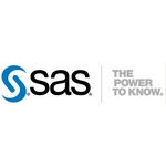 SAS (Business Analytics and Business Intelligence Software) Logo