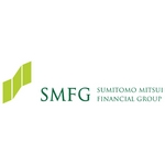 Sumitomo Mitsui Financial Logo