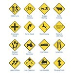 Traffic Warning Signs
