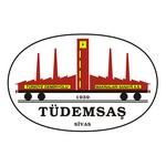 TÜDEMSAŞ – Türkiye Demiryolu Makinaları Sanayii A.Ş. Vektörel Logosu [EPS-PDF Files]