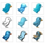 Twitter Icon [512×512 PNG – 15 File]