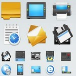 Windows Icons Set [ICO File]