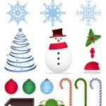 15+ Holiday & Winter Vectors: Winterize – EPS/AI/PDF File