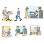 Business Illustrations [EPS File]