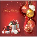 Christmas Vector Background [EPS File]