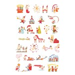 Cute Christmas Characters [EPS File]