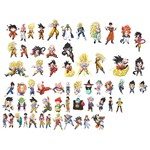 Dragon Ball Characters Vector
