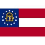 Georgia State Flag&Seal