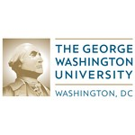 GW – George Washington University Logo