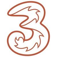 3 Logo [Hutchison 3G]