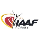 International Association of Athletics Federations (IAAF) Logo