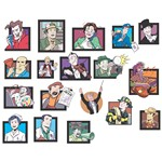 Jobs and professions cartoon characters