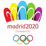 Madrid 2020 Summer Olympics Logo