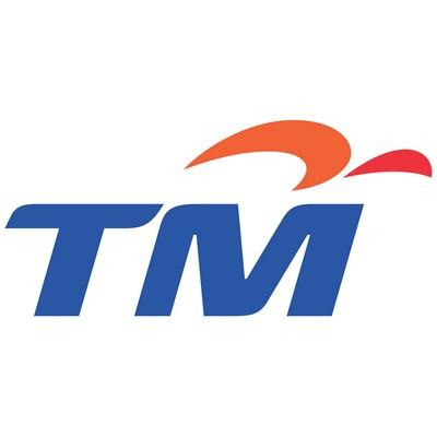 TM Logo [Telekom Malaysia – tm.com.my]