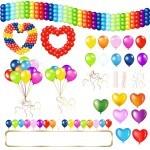 Birthday, Party, Balloon 02