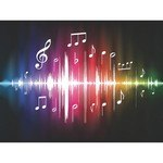 Symphony Music Background Vector [EPS]