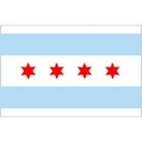 Chicago City Flag and Seal