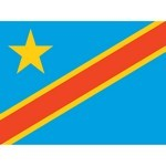 Democratic Republic of the Congo Flag and Emblem