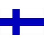 Finland Flag [Finnish]
