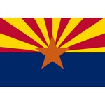 Arizona State Flag and Seal