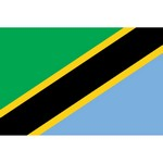 Tanzania Flag and Emblem