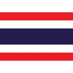 Thailand Flag and Emblem