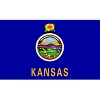Kansas State Flag and Seal