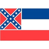 Mississippi Flag&Seal&Coat of Arms