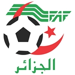 Algerian Football Federation & Algeria National Football Team Logo