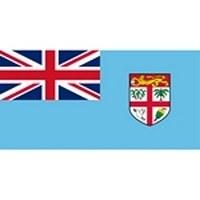 Fiji Flag&Coat of arms