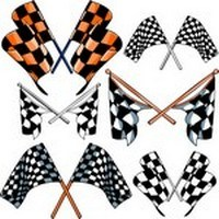 Checkered flags 03