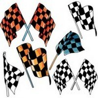 Checkered flags 02