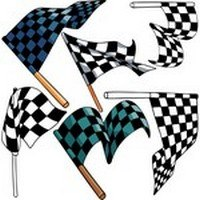 Checkered flags 01