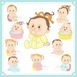 Cartoon Baby, Children, Kids 10
