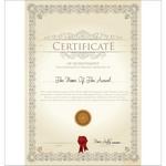 Certificate Template 05