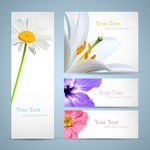 Flower Banner 01